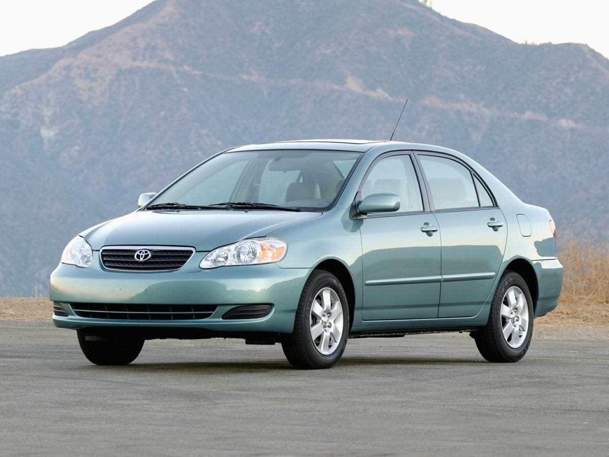 Photo Pre-Owned 2008 Toyota Corolla Sedan For Sale  Raleigh NC