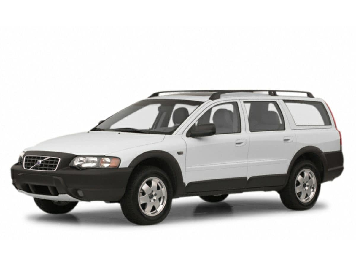 Photo Pre-Owned 2001 Volvo V70 XC Wagon For Sale  Raleigh NC