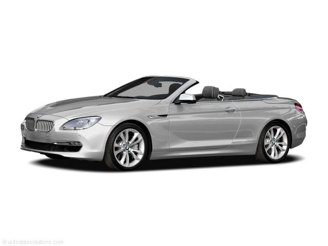 Photo Pre-Owned 2012 BMW 6 Series 650i Convertible in Jacksonville FL