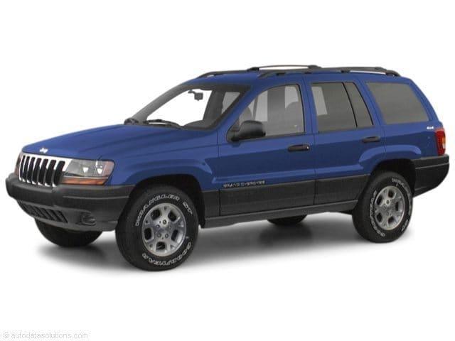 Photo Used 2000 Jeep Grand Cherokee Laredo Laredo For Sale in Seneca, SC