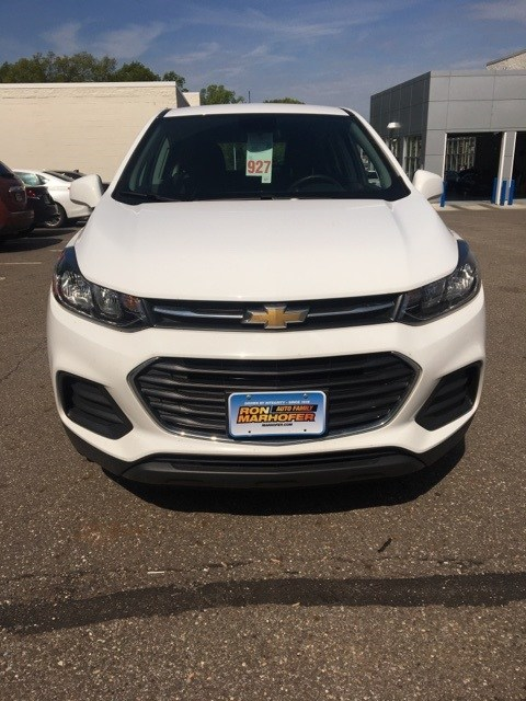 Photo Used 2017 Chevrolet Trax LS SUV for Sale in Stow, OH