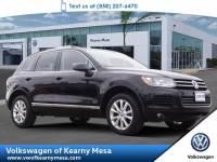 2014 Volkswagen Touareg Sport w/Nav SUV All Wheel Drive