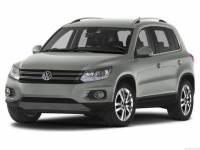 2013 Volkswagen Tiguan 4WD Auto SUV 4