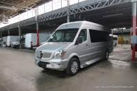 Pre-Owned 2015 Mercedes-Benz Sprinter Custom Conversion RWD 2500 Full-size Cargo Van