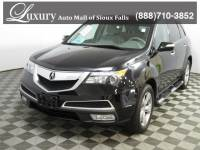2010 Acura MDX 3.7L Technology Package SUV in Sioux Falls, SD