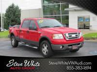 2006 Ford F-150 Supercrew Flareside 150 FX4 4WD Truck SuperCrew Cab
