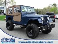 Used 1980 Jeep CJ for sale on Cape Cod, MA