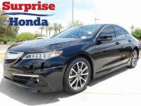 Pre-Owned 2015 Acura TLX 3.5L V6 AWD
