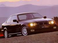 1995 BMW 325is Coupe
