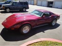 1974 Stingray Corvette