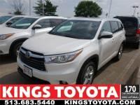 2014 Toyota Highlander Limited Platinum V6