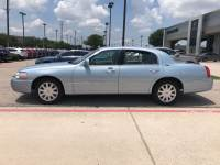 Pre-Owned 2008 Lincoln Town Car Limited Sedan 8 in Plano/Dallas/Fort Worth TX