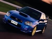 2004 Subaru Impreza WRX STi WRXSTi Sedan All-wheel Drive