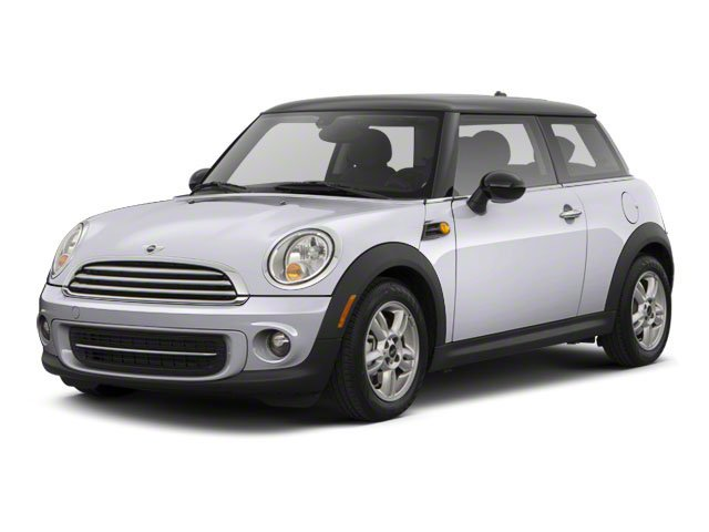 Photo Pre-Owned 2012 MINI Cooper Hardtop 2dr Cpe Front Wheel Drive Coupe