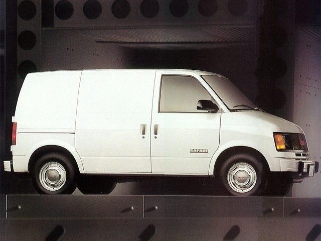 Photo Pre-Owned 1995 GMC Safari XT Van Extended Cargo Van Rear-wheel Drive Fort Wayne, IN