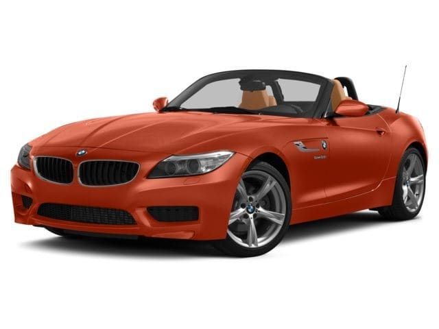 Photo Certified Used 2015 BMW Z4 Convertible in Greenville, SC
