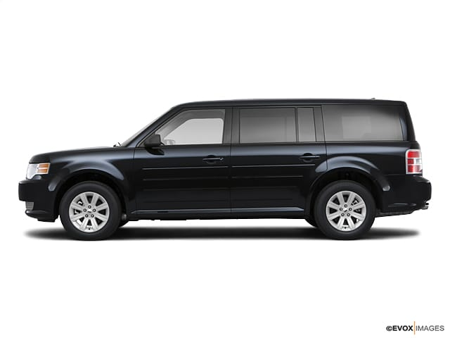 Photo Used 2011 Ford Flex SEL 4dr FWD SUV in Greenville, SC