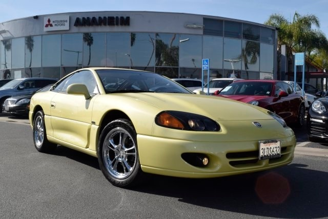 Photo Used 1995 Dodge Stealth RT Hatchback for Sale in Anaheim