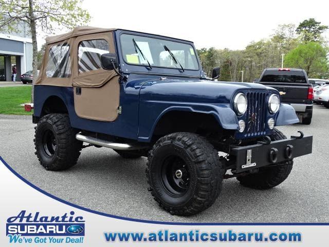 Photo Used 1980 Jeep CJ for sale on Cape Cod, MA