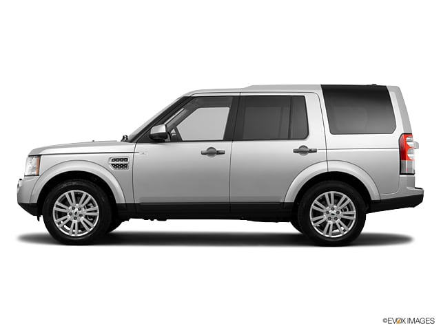 Photo Pre-Owned 2011 Land Rover LR4 SUV in Corte Madera, CA