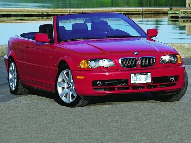 Photo 2001 BMW 3 Series 325Ci Coupe in West Islip, NY