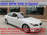 Used 2004 BMW 530i 6-Speed Sedan For Sale | West Chester PA