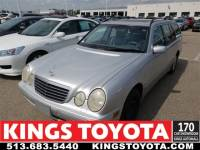 Used 2002 Mercedes-Benz E-Class E 320 Station Wagon in Cincinnati, OH