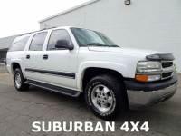 2001 Chevrolet Suburban LS