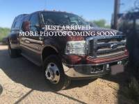PRE-OWNED 2010 FORD SUPER DUTY F-250 SRW 2WD CREW CAB 172 KING RANCH RWD CREW CAB PICKUP