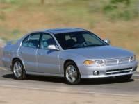 2001 Mitsubishi Galant ES Sedan