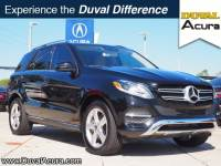 Used 2017 Mercedes-Benz GLE For Sale | Jacksonville FL