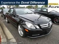 Used 2013 Mercedes-Benz E-Class For Sale | Jacksonville FL