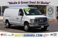 Used 2013 Ford Econoline Cargo Van Available in Sacramento CA