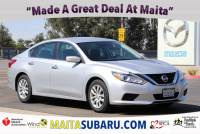 Used 2016 Nissan Altima 2.5 Available in Sacramento CA