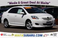 Used 2008 Toyota Yaris S Available in Sacramento CA