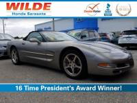Pre-Owned 2001 Chevrolet Corvette 2dr Convertible Convertible