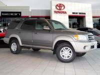 Pre-Owned 2004 Toyota Sequoia SR5 4WD Sport Utility