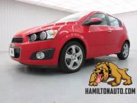 Used 2015 Chevrolet Sonic LTZ Auto Hatchback I-4 cyl in Clovis, NM