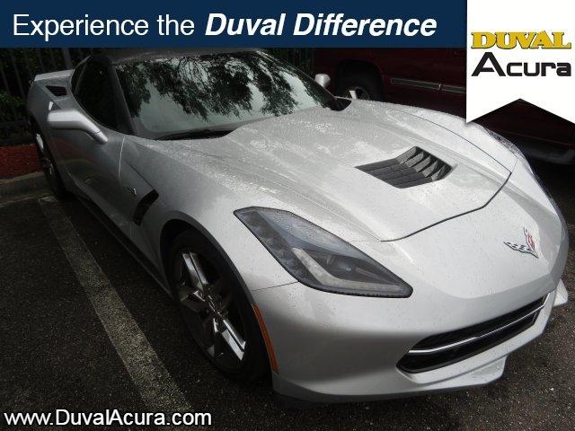 Photo Used 2014 Chevrolet Corvette Stingray For Sale  Jacksonville FL