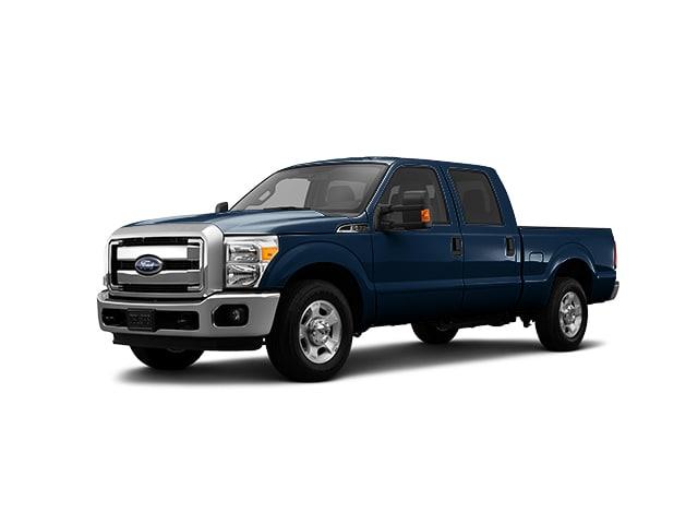 Photo Used 2015 Ford F-250 XLT Truck Crew Cab in Merced, CA