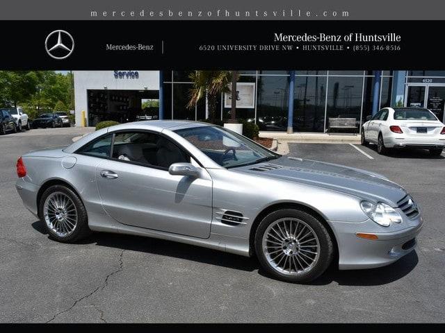 Photo 2005 Mercedes-Benz SL-Class Base Convertible