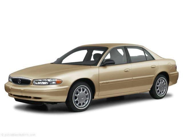 Photo 2001 Buick Century Custom Sedan