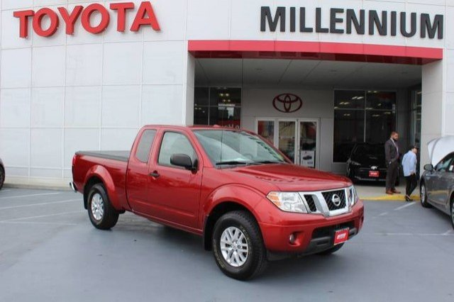 Photo Used 2014 Nissan Frontier SV Pickup
