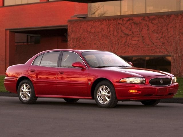 Photo Pre-Owned 2005 Buick LeSabre Custom For Sale in Brook Park Near Cleveland, OH