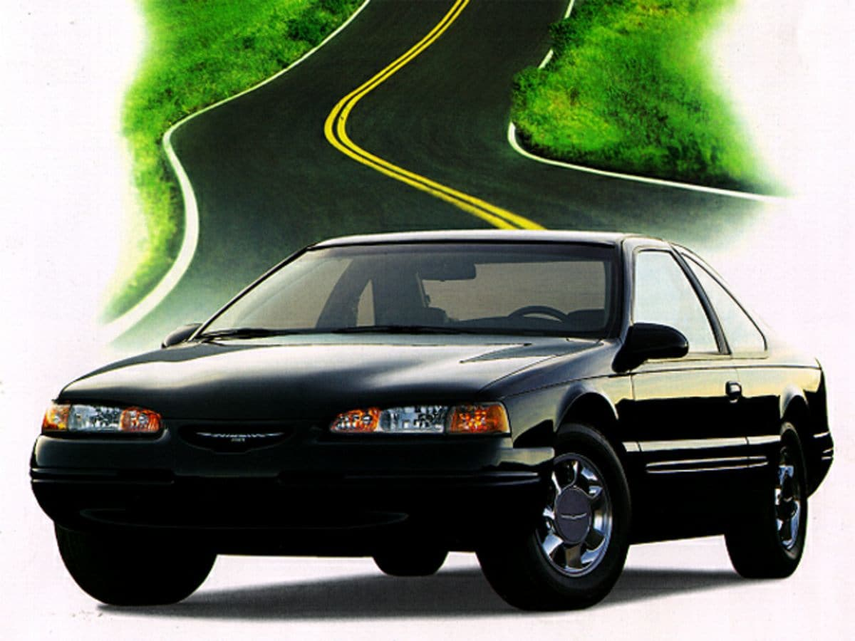 Photo Used 1997 Ford Thunderbird LX for Sale in Tacoma, near Auburn WA