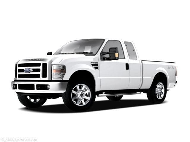 Photo Used 2008 Ford F-350 For Sale  Greensboro NC  8EB53655