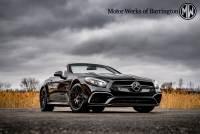 2017 Mercedes-Benz AMG SL 65 Roadster