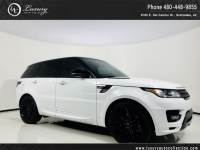 2014 Land Rover Range Rover Sport Autobiography Autobiography | Pano Roof | Parking Sensors | Rear Camera | 15 16 With Navigation