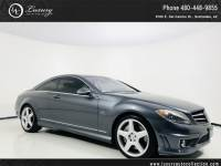 2008 Mercedes-Benz CL-Class CL 65 AMG® CL65 AMG® | Distronic | Parkronic | Navi | Htd & Cooled Seats | 09 10 Rear Wheel Drive Coupe