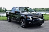 2012 FORD F-150 SUPERCREW HARLEY DAVIDSON EDITION
